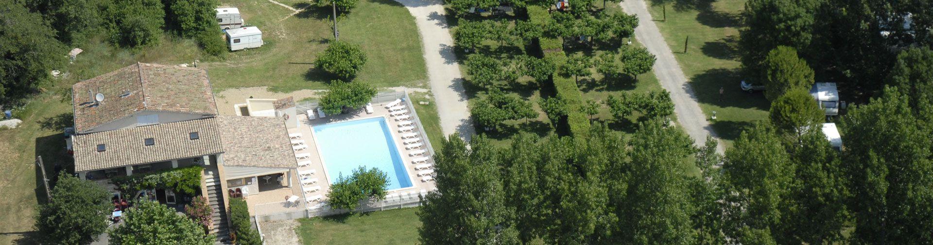 Unterkunft, Ferienhäuser in den Gard