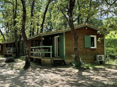 Chalet 4/5 pers + Climatisation
